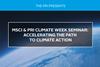 MSCI-&-PRI-Climate-Week-Seminar