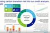 ESG in credit risk panel