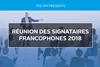 Francophone network conference