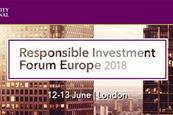 PRI-PEI Responsible Investment Forum Europe 2018