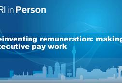 Making executive pay work