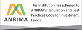 This institution has adhered to ANBIMA's Regulation and Best Practices Code for Investment Funds
