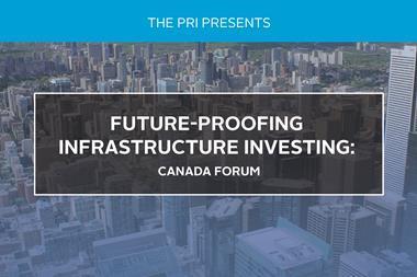 Infrastructure forum Canada