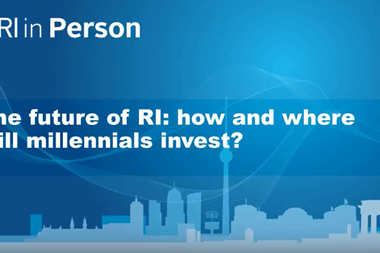 How and where will millennials invest