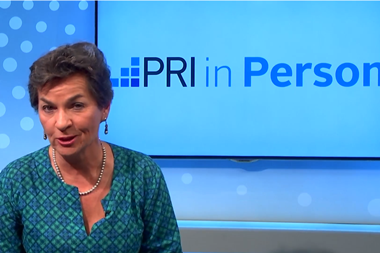 Christiana Figueres PRI in Person Berlin 3x2