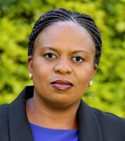 Sanda Ojiambo, CEO & Executive Director UN Global Compact