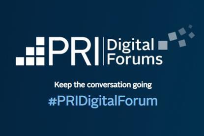 PRI Digital Forums