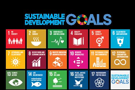 Sustainable Development Goals (SDGs) poster