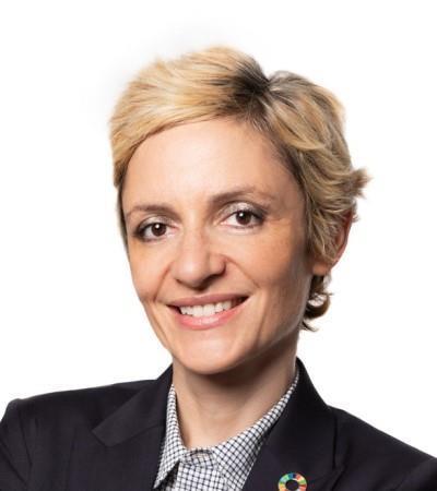 Margarita Pirovska, Director of Policy