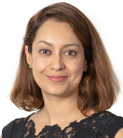 Anastasia Guha, Director of Northern Europe & MEA