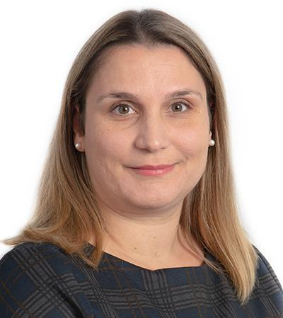 Athanasia Karananou, Director of Governance and Research