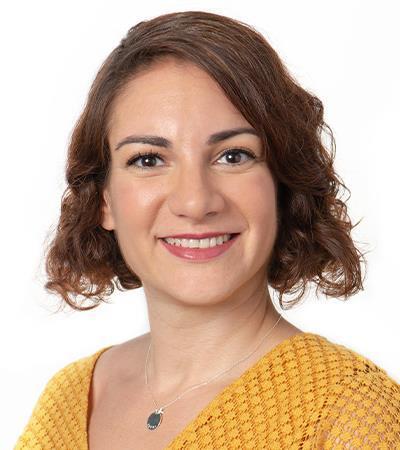 Elena Espinoza Interim Head of Social Issues