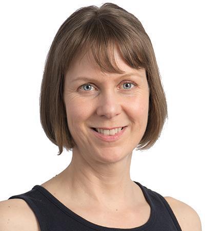 Kelly Krauter, Relationship Manger, Canada