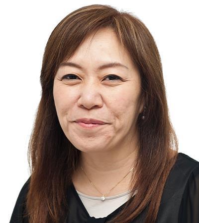 Michiyo Morisawa Head of Japan