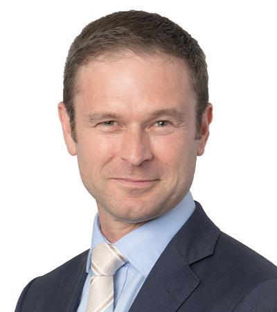 Nathan Fabian, PRI Chief Responsible Investment Officer