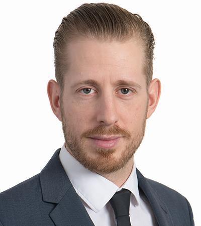 Nikolaj Pedersen Halkjaer, Senior Specialist, Sustainable Financial System
