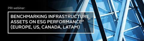 PRI & GRESB Webinar: Benchmarking infrastructure assets on ESG performance (Europe, US, Canada, Latam)