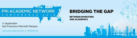 PRI Academic Network Conference 2018