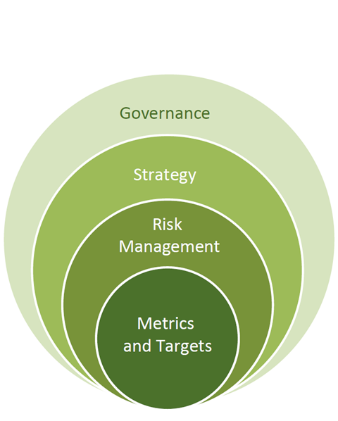 TCFD role of governance