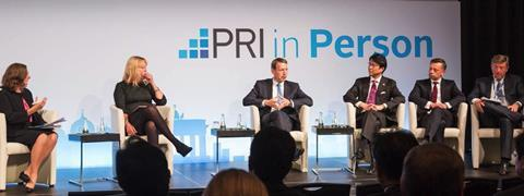 Integrating ESG PRI in Person 2017 Berlin