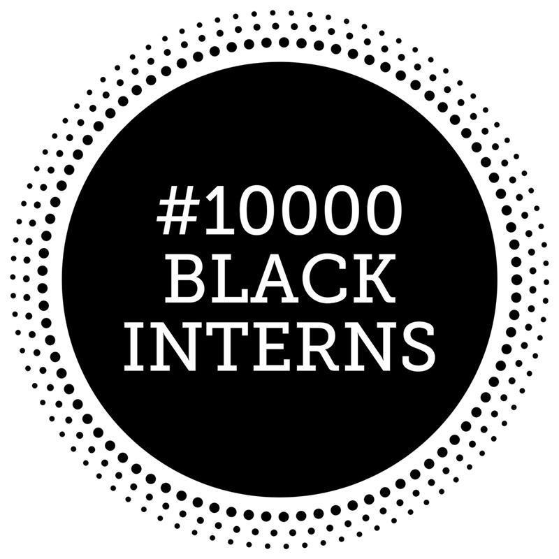 10,000 Black Interns